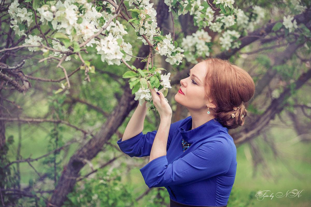 Цветочное дыхание весны - Наталья Кирсанова