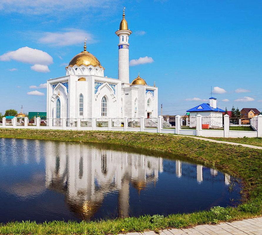 Мечеть у озера - Любовь Потеряхина