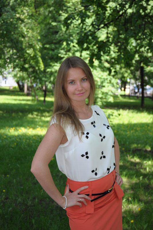В солнечном парке - Сергей Тагиров