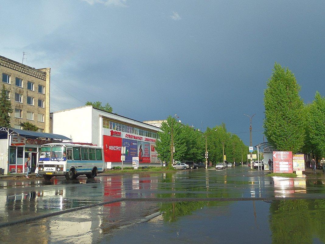 Мокрый апрель... - Сергей Петров
