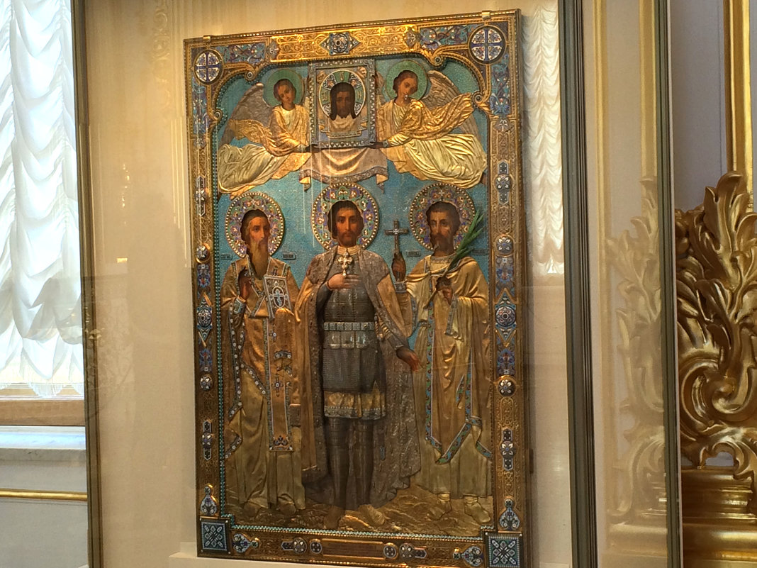 Эрмитаж. Церковь - Наталья