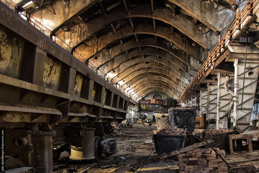 Заброшенный завод - Анна Аринова