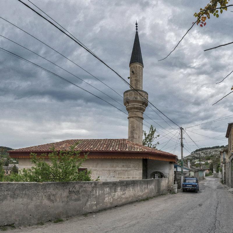 Мечеть Тахталы-Джами - Игорь Кузьмин