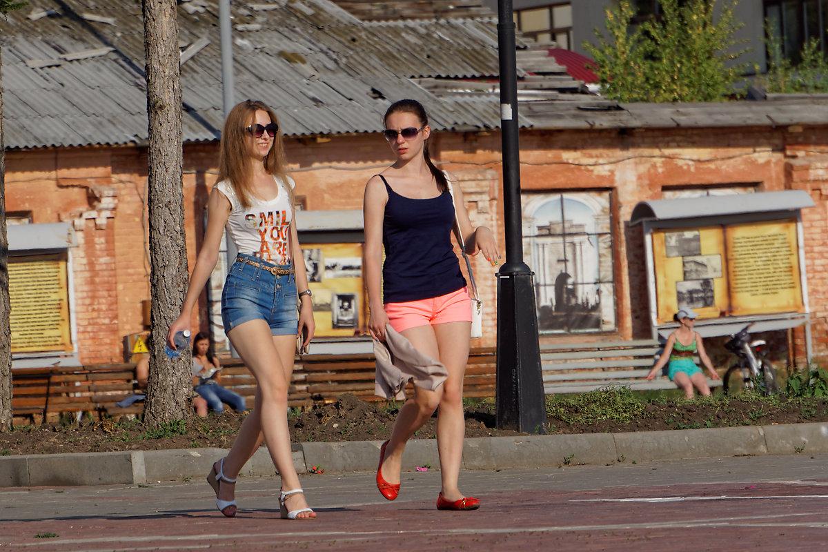 Летний день в городе - Сергей С