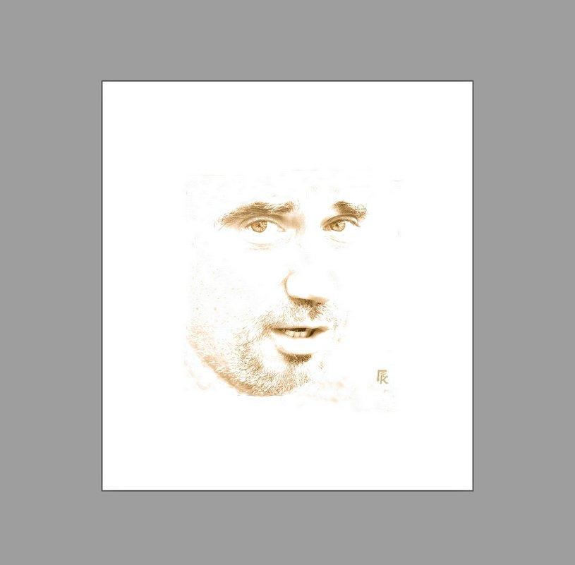 Мужской портрет в высоком ключе - Григорий Кучушев