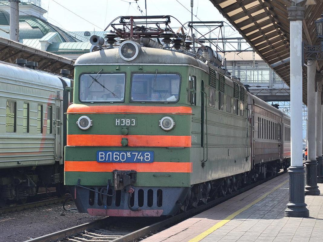 ВЛ60К - Юрий