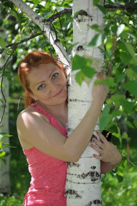 С березкой - Сергей Тагиров