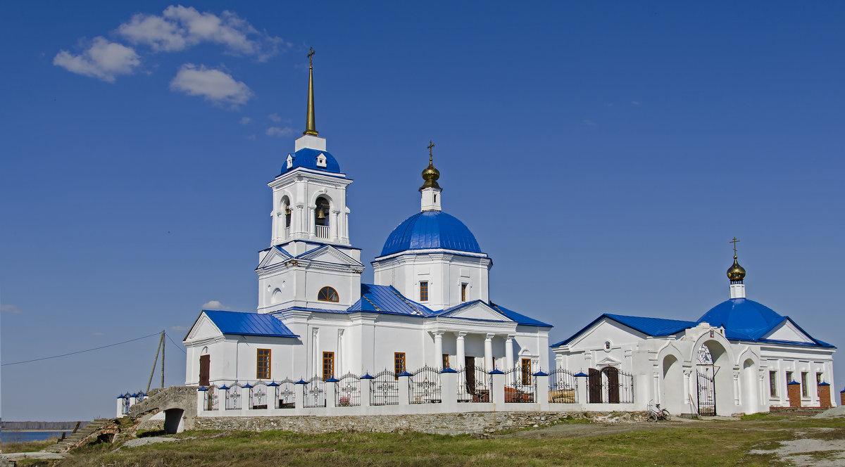 Церковь Покрова Пресвятой Богородицы - Вячеслав Васильевич