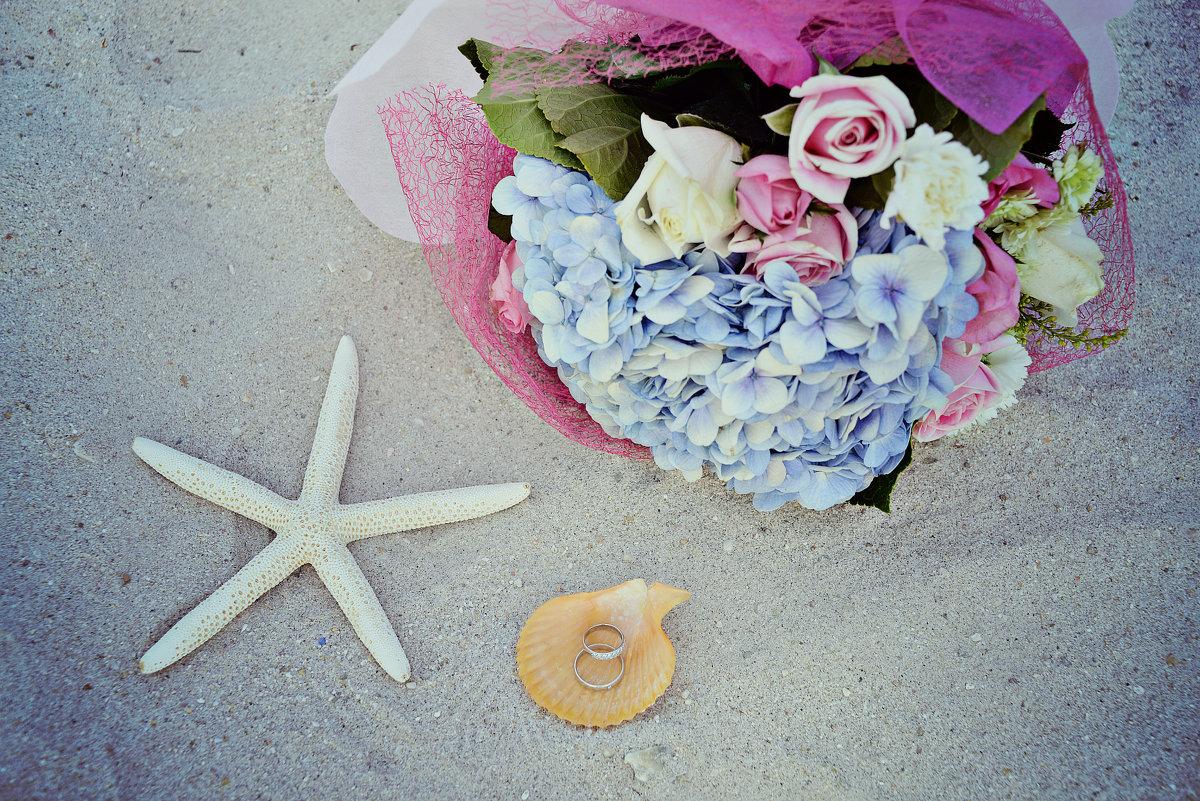 Букет невесты - Карина Заика
