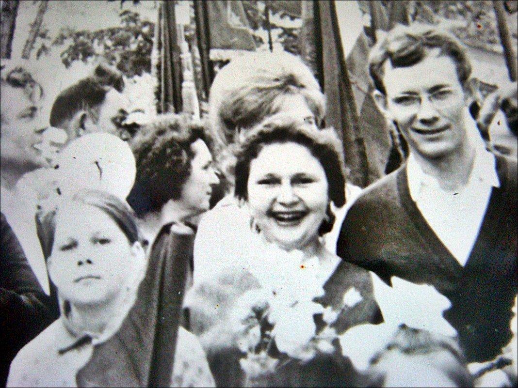1 Мая 1960 года - Нина Корешкова