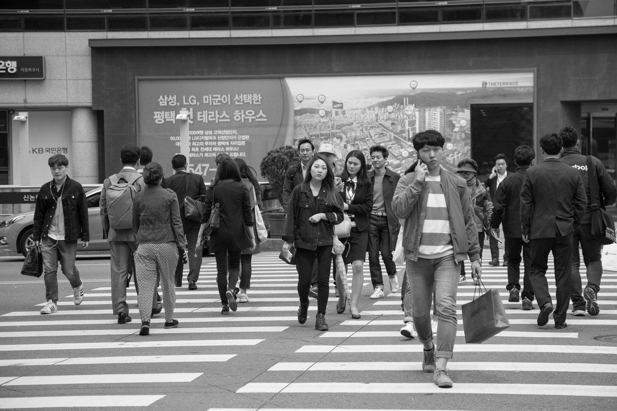 Seoul - Irina Zubkova