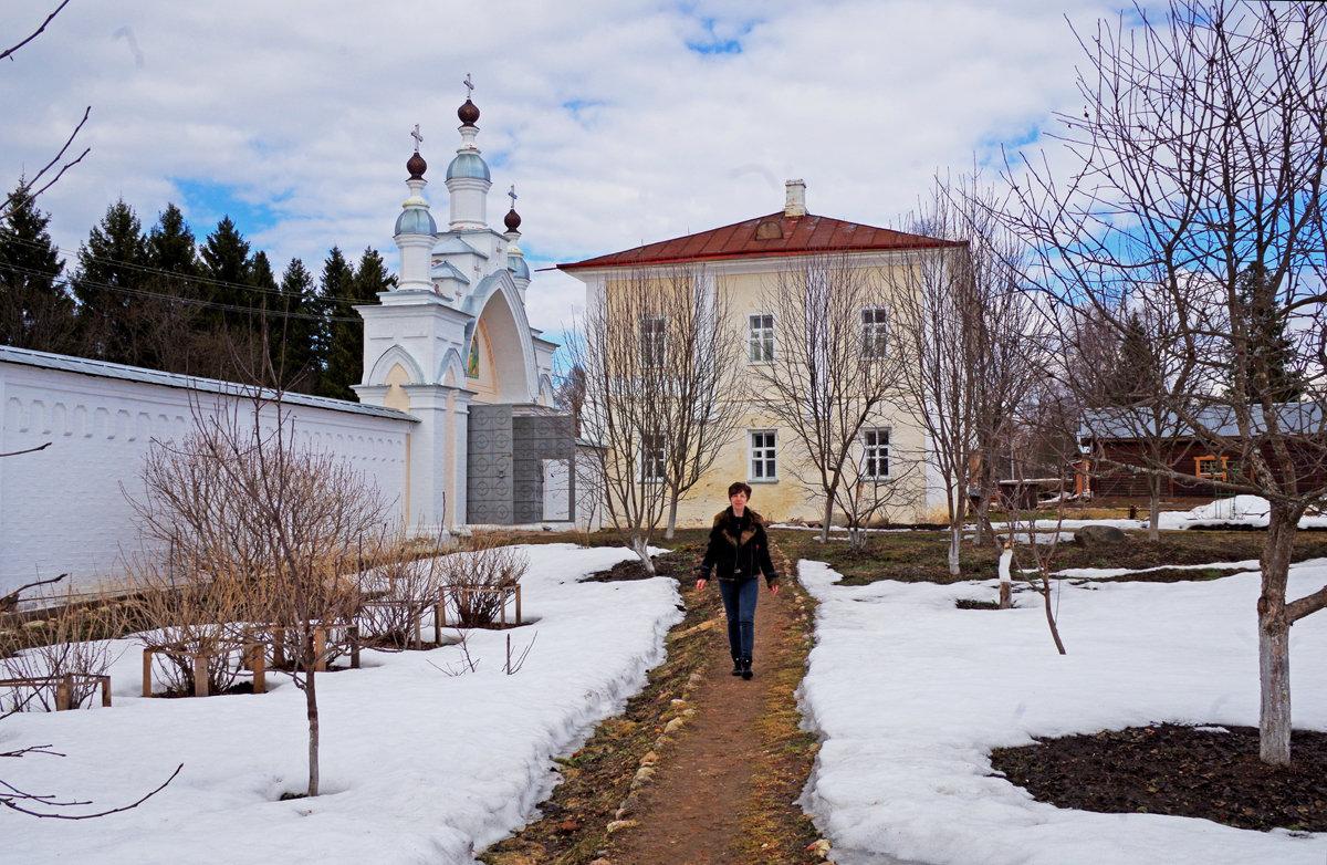Вытаявшая дорожка - Валерий Талашов