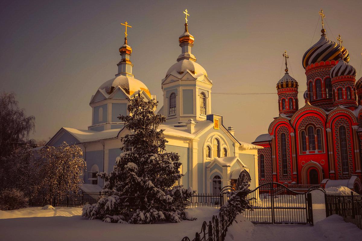 Вознесенский женский монастырь Тамбова. - Александр Селезнев