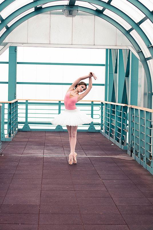 Балерина танец - Ольга Белёва
