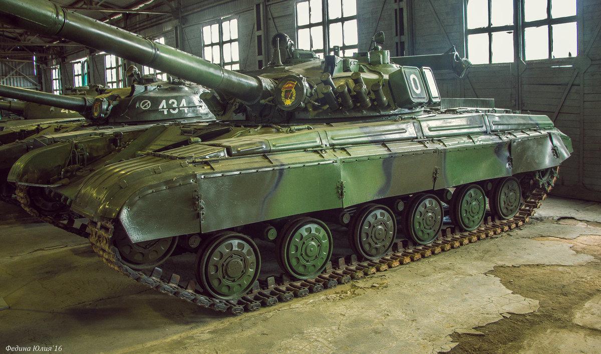 Военная техника - Юлия Егорова