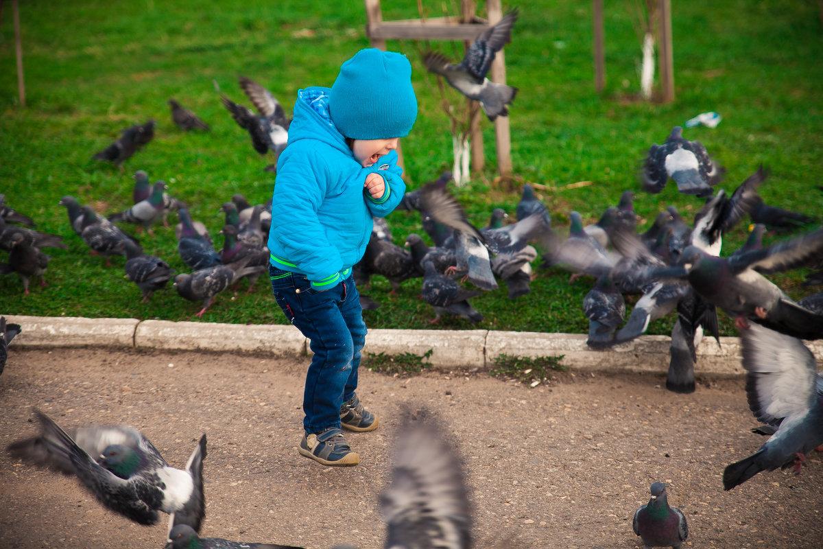 детство и голуби - Елена Семёнова