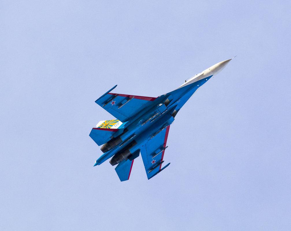 СУ-27 - Алёна Маненкова
