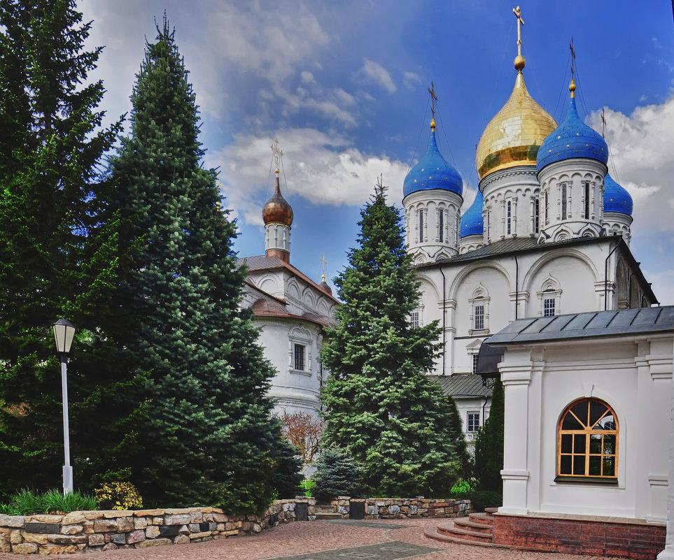 Москва православная - Марина Волкова