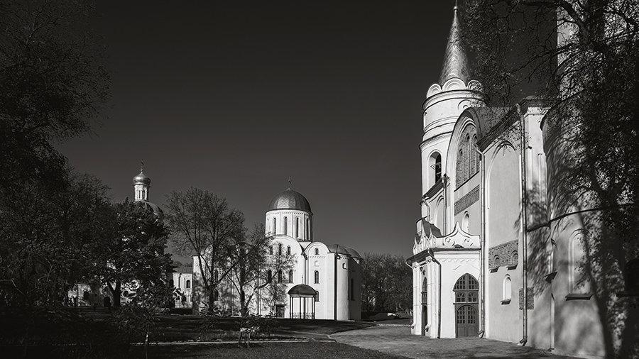 Церкви черниговского Вала. - Андрий Майковский