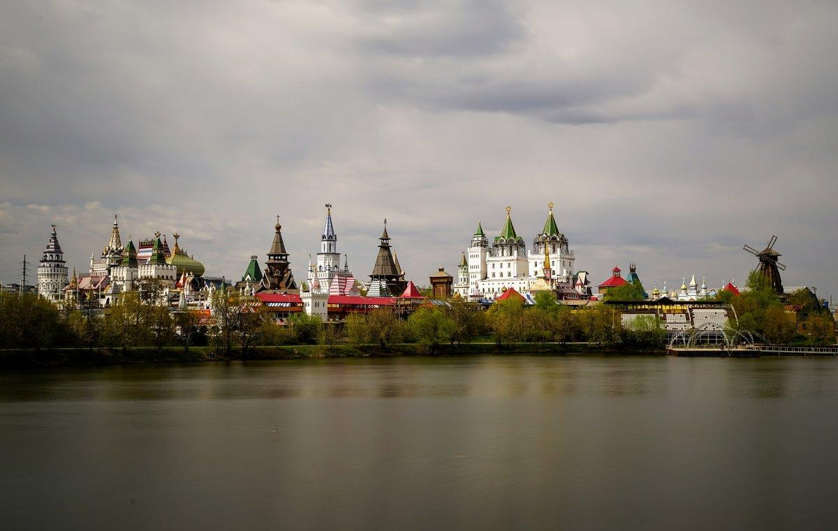 Чудо-град - Алексей Соминский