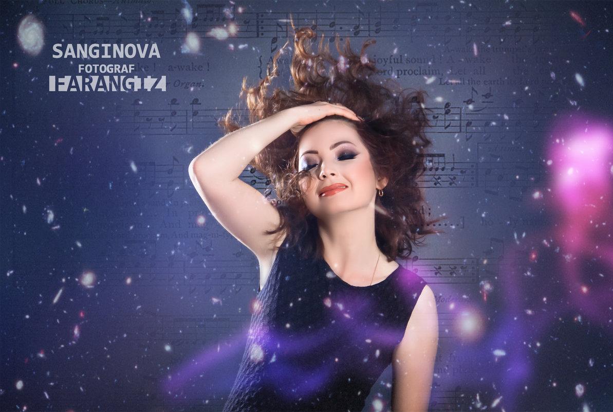 Жизнь с музыкой) - farangiz сангинова