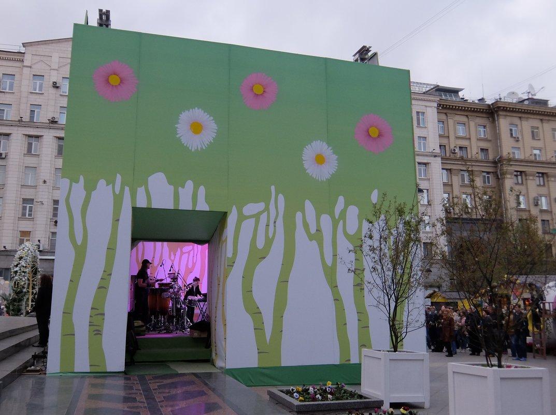Пасха 1 мая в Москве. - Наталья Иванова
