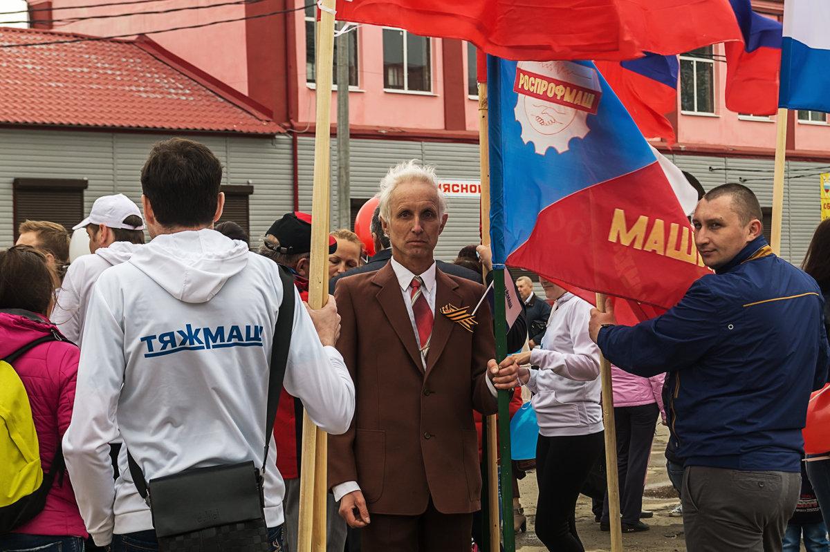Ветеран производства. - Андрей Лобанов