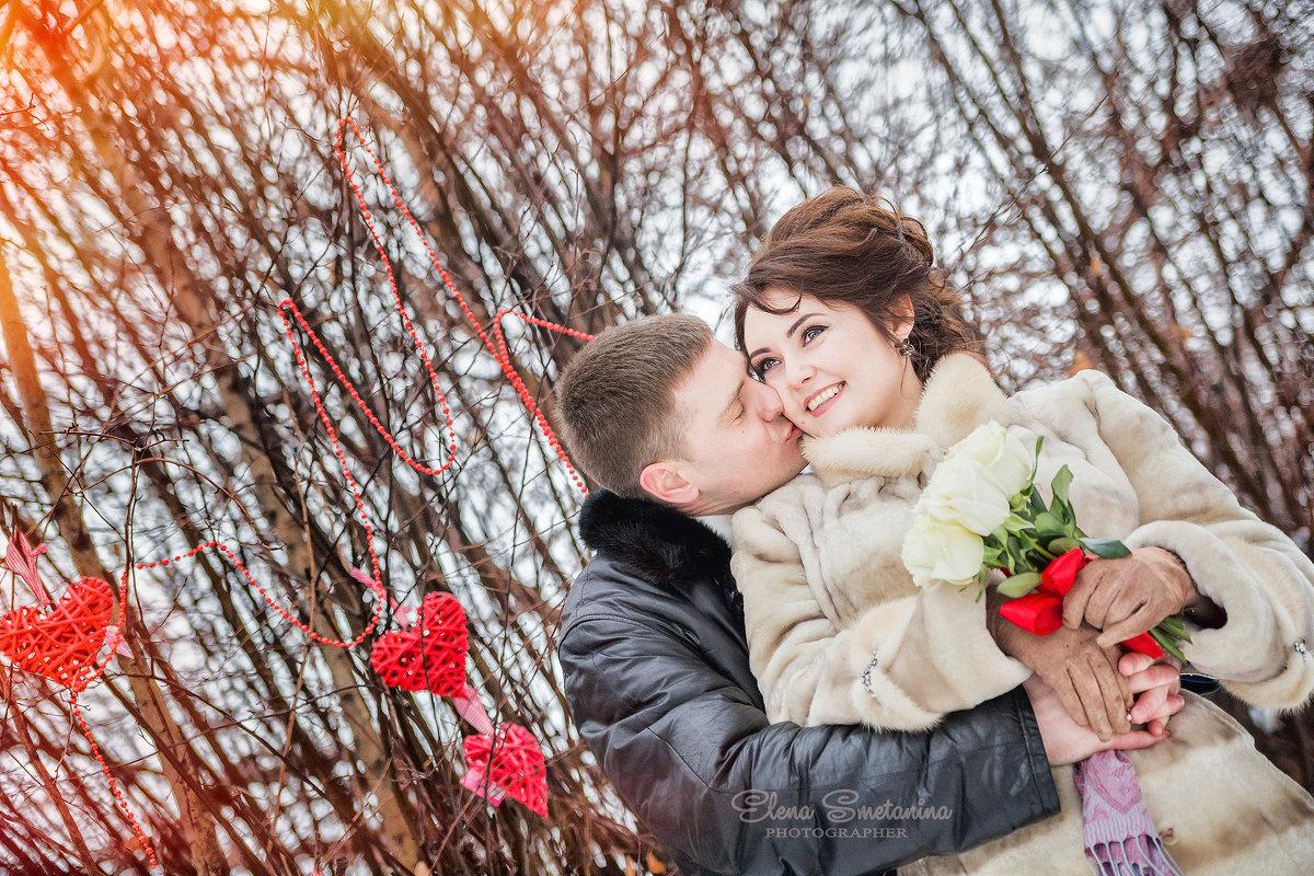 свадебный день - Елена Сметанина