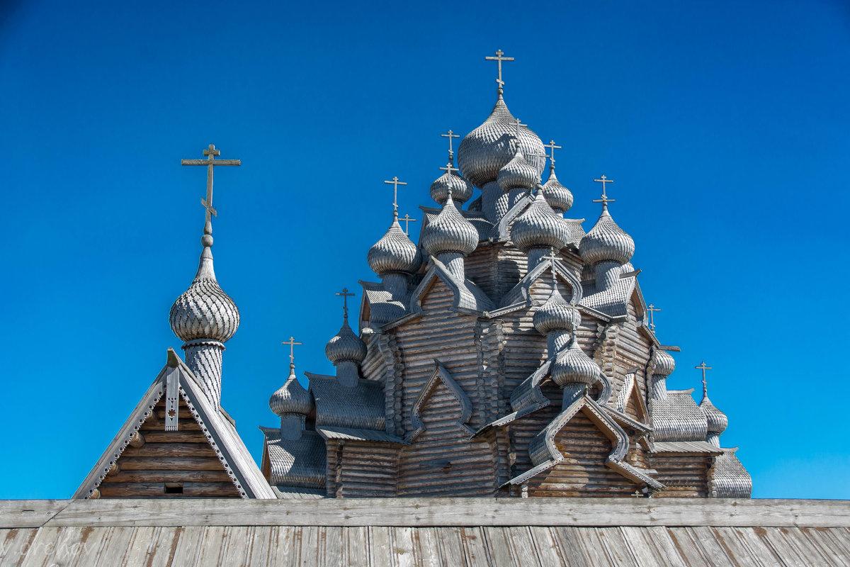 Покровская церковь - Виктор Орехов