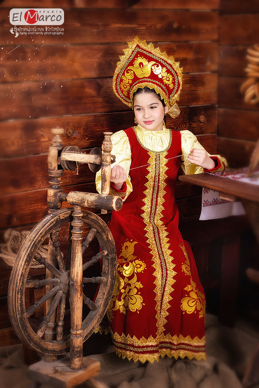 Сударушка - Криcтина Байрамкулова