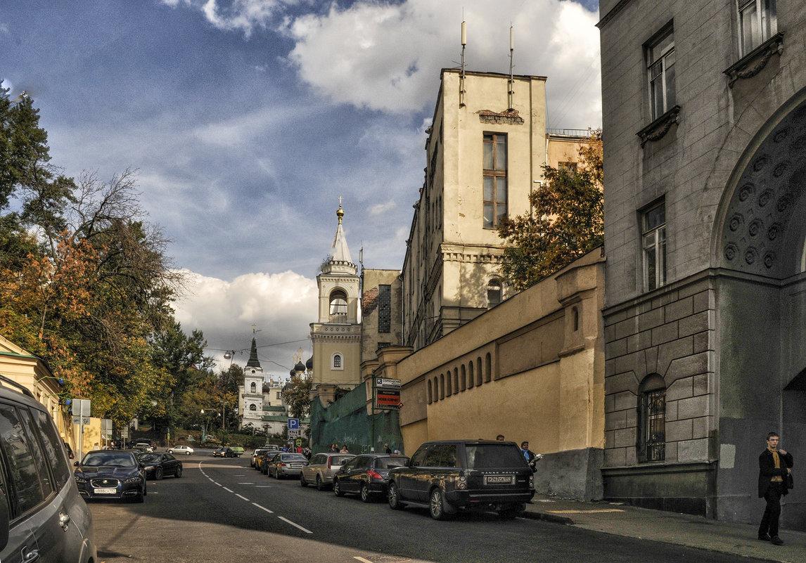Московская улица - Аркадий Беляков