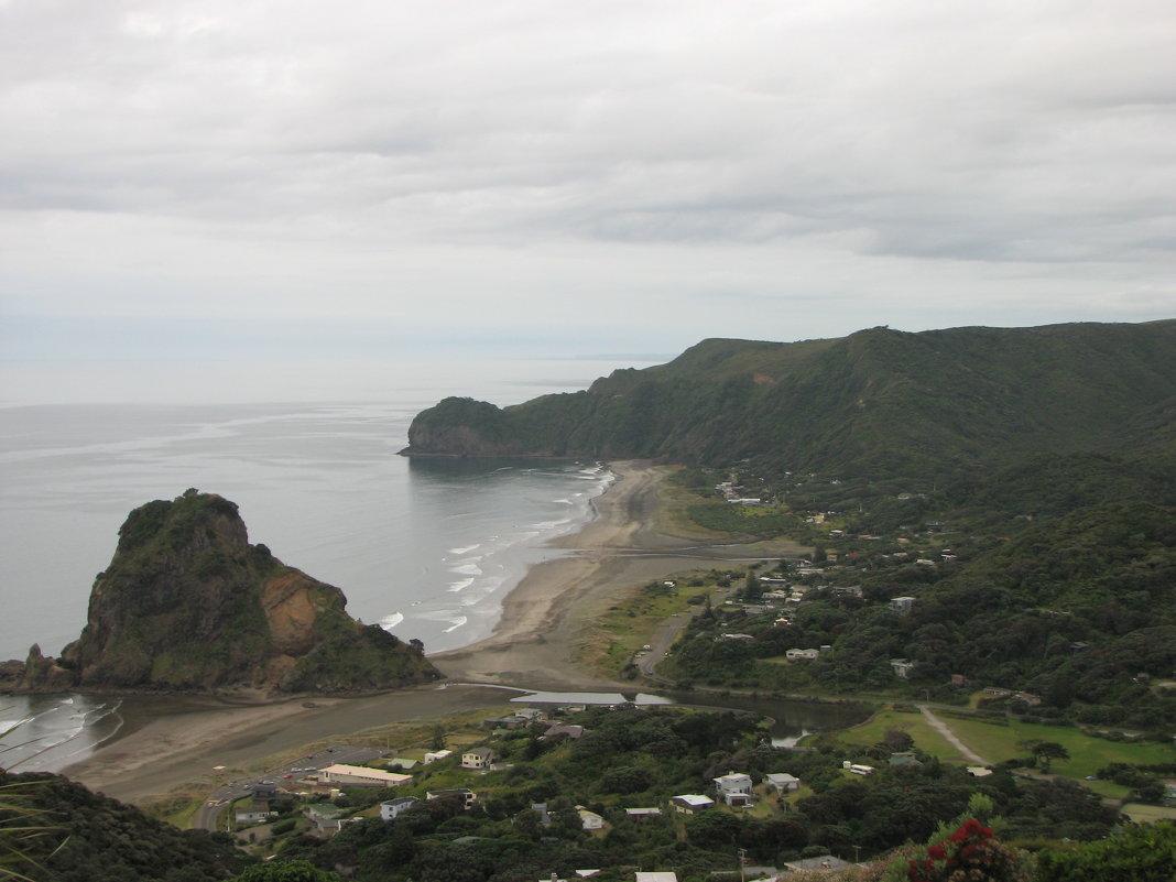 Тасманово море (англ. Tasman Sea) - Антонина
