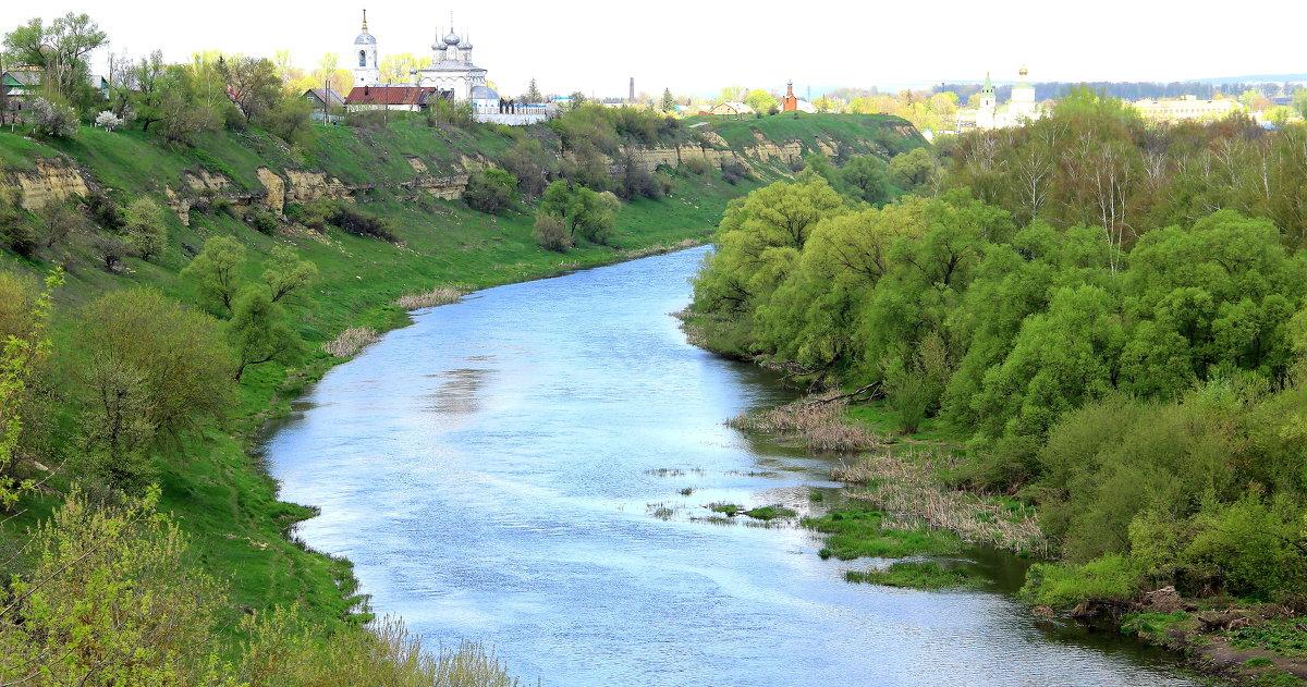 Малые реки. - Борис Митрохин