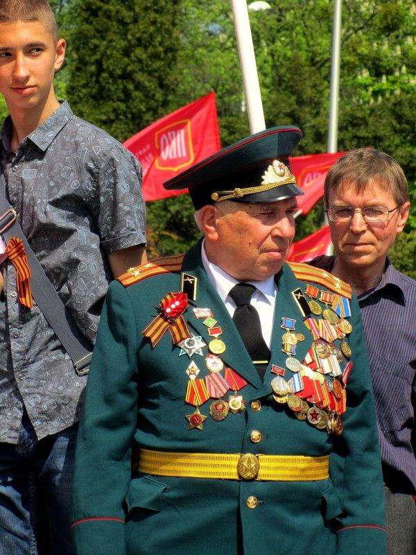 Ветеран КПСС - Сергей Карачин