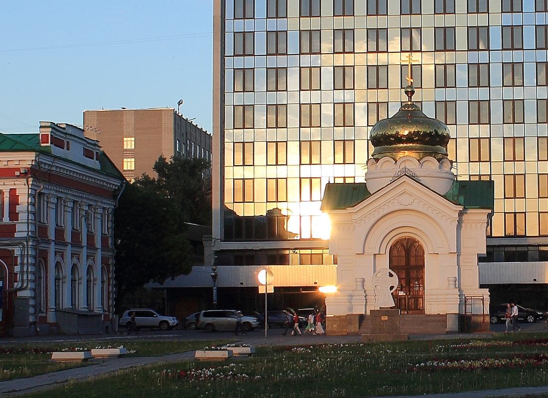 часовня - Сергей