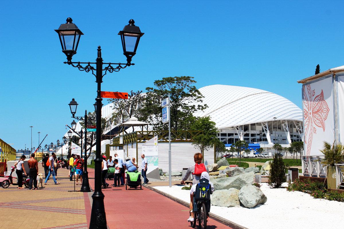 Олимпийский парк - victor maltsev