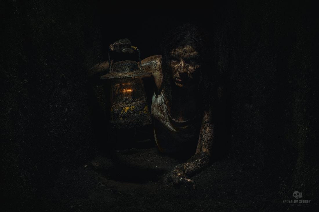 Lost - Сергей Споялов