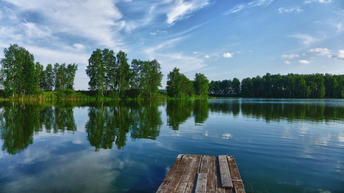 Спокойствие июньского дня - Стил Франс
