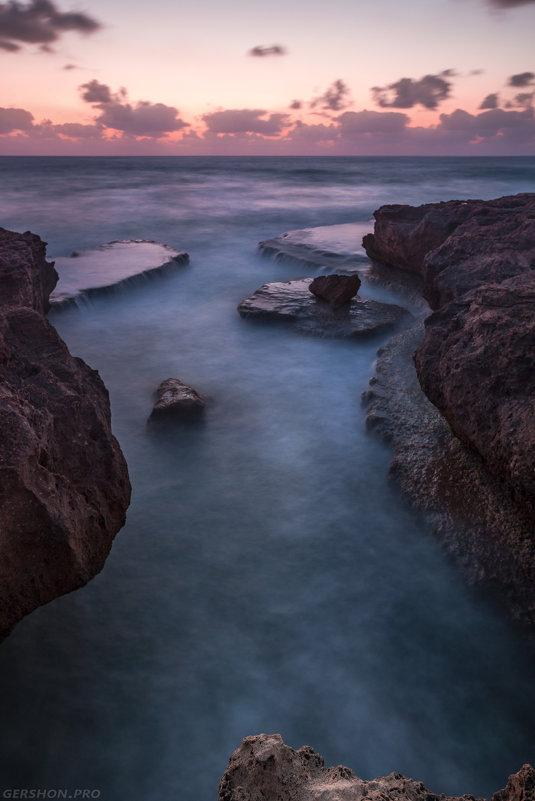 Средиземное - Aharon Gershon