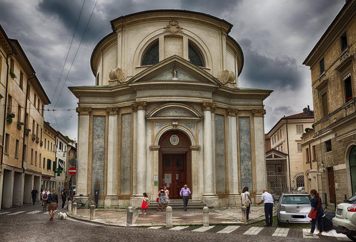 ортодоксальная церковь в италии - Aнатолий Бурденюк