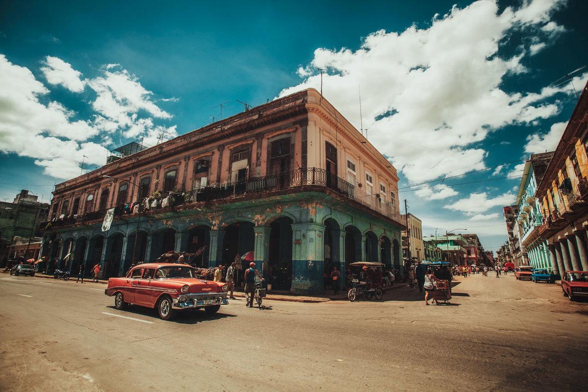 Улочками Гаваны...Куба! - Александр Вивчарик