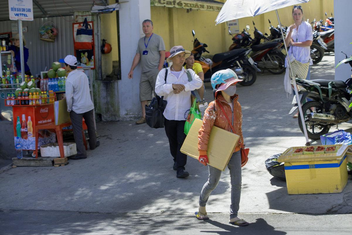 На улицах Далата - Виктор Куприянов