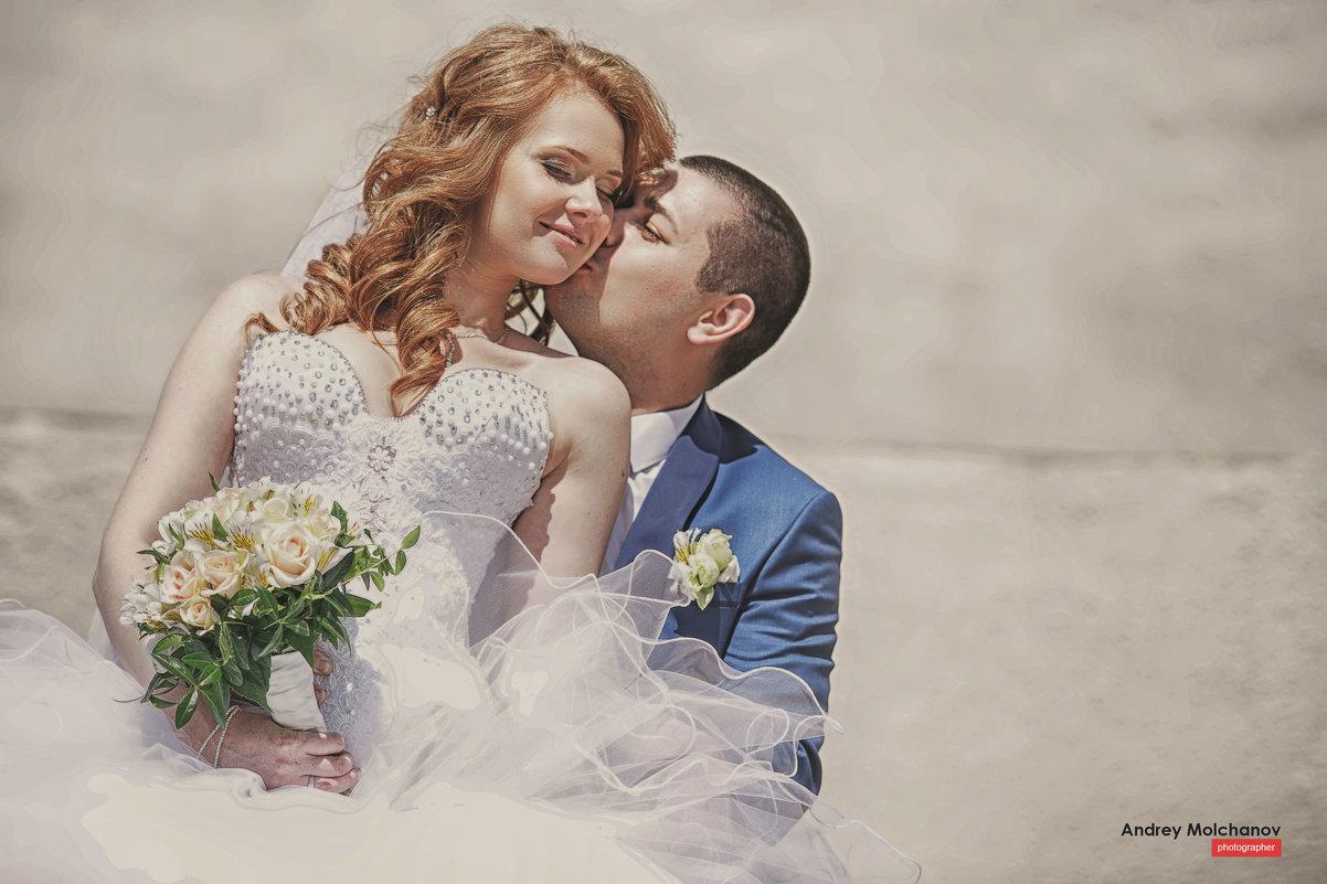 Свадьба Натальи и Виктора - Андрей Молчанов