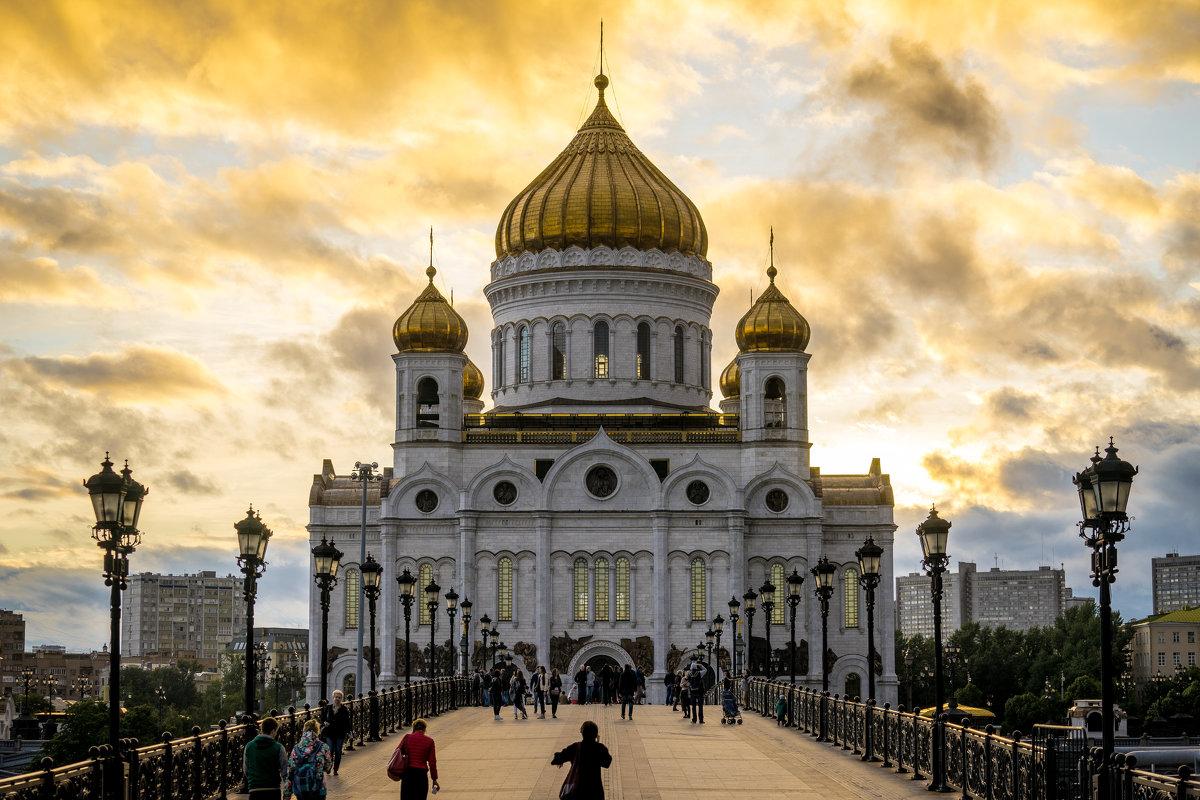 Храм Христа Спасителя - Евгений U