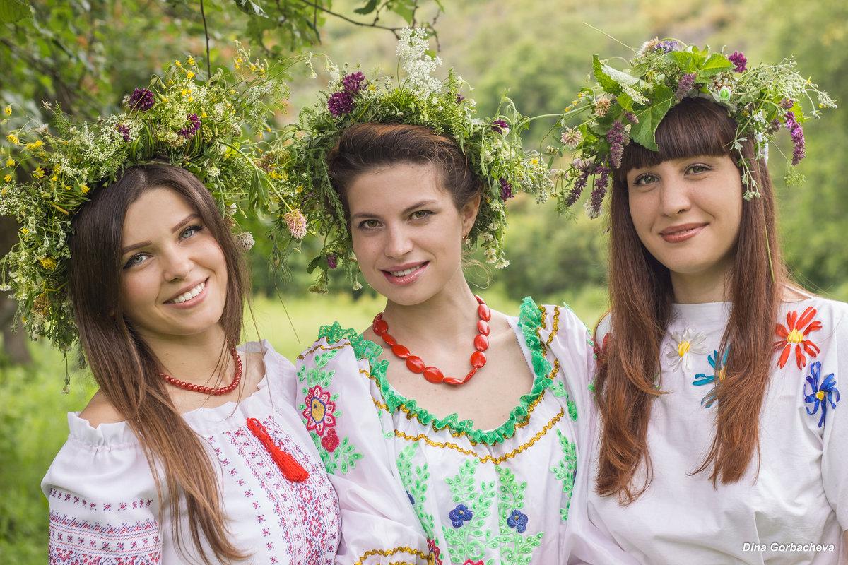 красавицы - Дина Горбачева