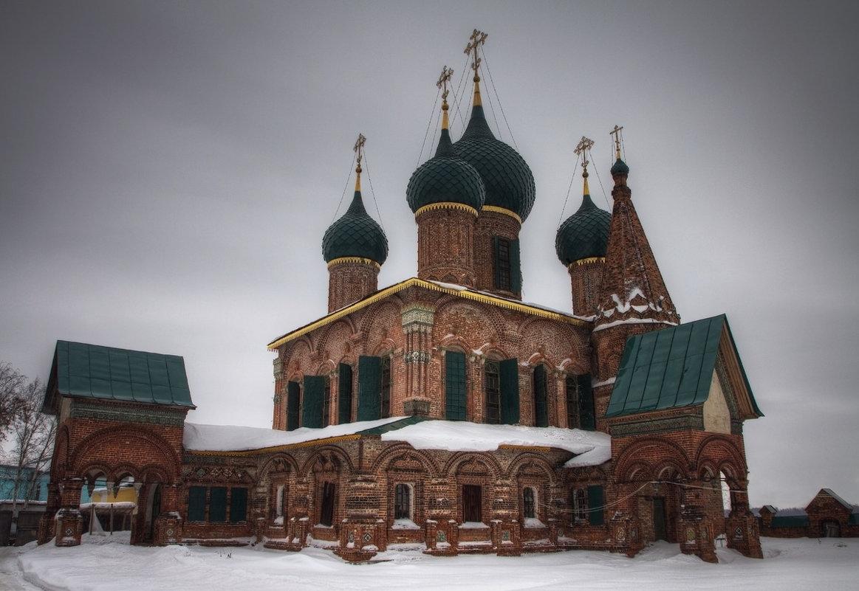 Ярославль. Церковь Иоанна Златоуста - Сергей Семак