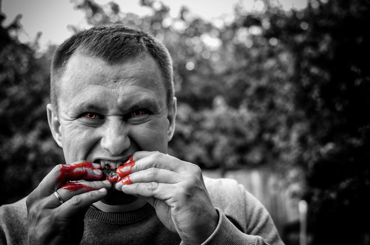 ГОЛОД - Роман Шершнев