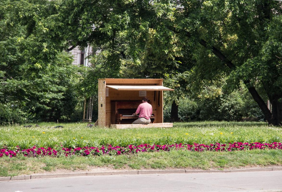 Прага музыквльная - Петр