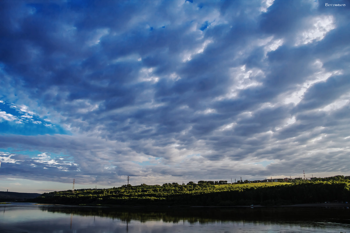 А у реки...(3) - Кирилл Богомазов