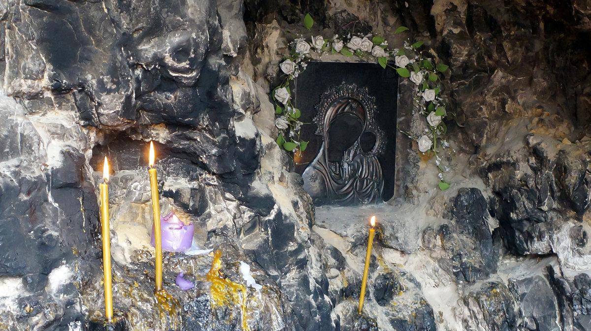 Табынская икона Божией Матери. Празднование 1 илюля (преходящяя). - Elena Izotova